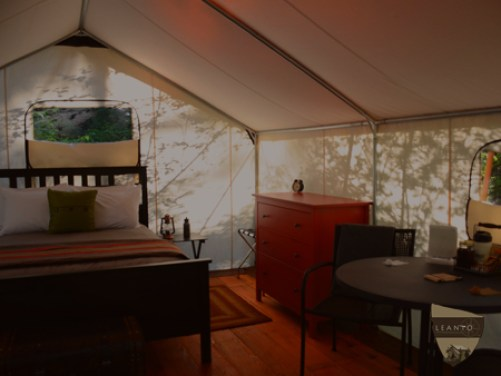 places to stay oregon westcliff lodge glamping