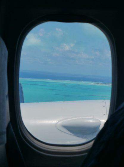 Guide to visiting Rarotonga fly to aitutaki cook islands fittwotravel.com