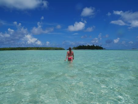 best places to travel AItutaki