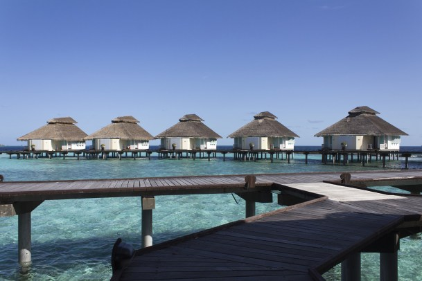 best overwater bungalows bora bora four seasons