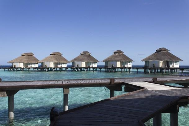 best overwater bungalows bora bora four seasons