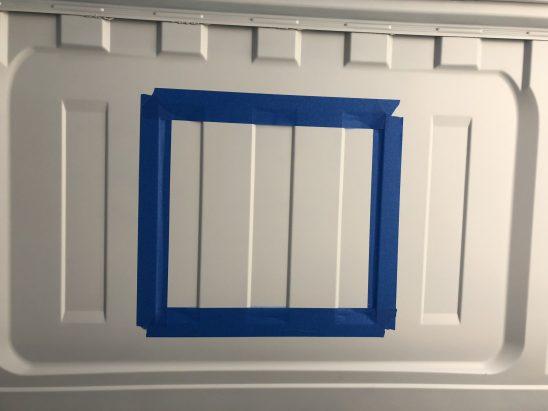 install roof fan in van fittwotravel.com