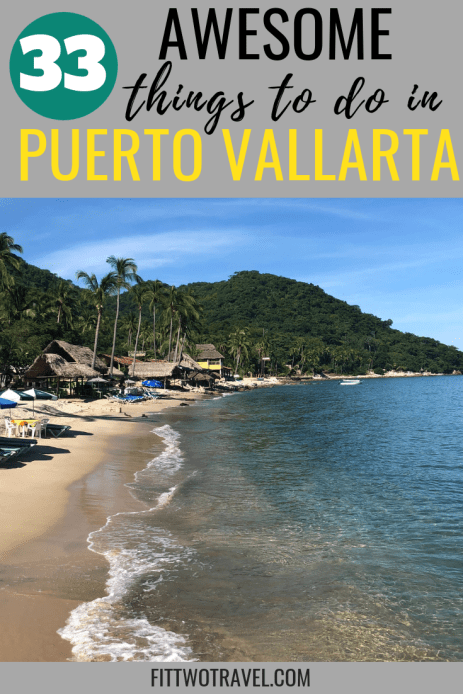 The Puerto Vallarta travel planning guide. With 33 things to do in Puerto Vallarta (including 6 FREE things), where to eat and where to stay in Puerto Vallarta. #puertovallarta #mexico