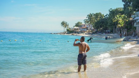 Las animas beach Puerto Vallarta fittwotravel.com