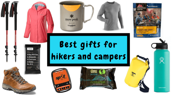 The Best Gifts for Hikers, Campers and Outdoor Adventurers
