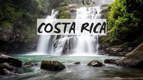 Costa Rica destination blog