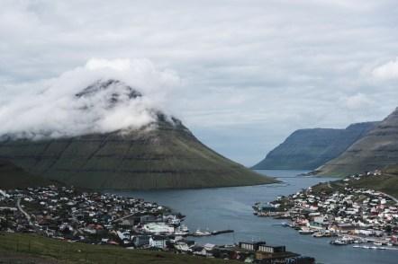 Klakkur Faroe Islands