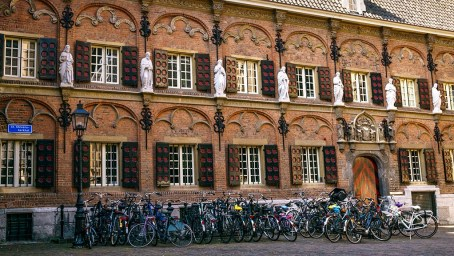 Bucketlist destinations Nijmegen-The-Netherlands