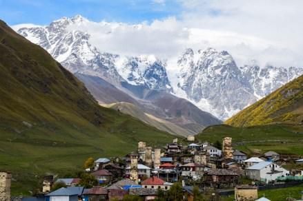 mestia georgia places to travel to in 2019