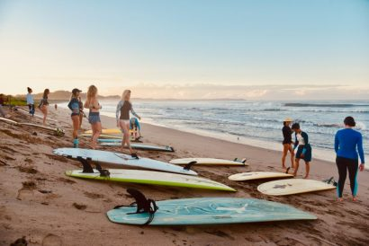 surf with amigas active travel vacations