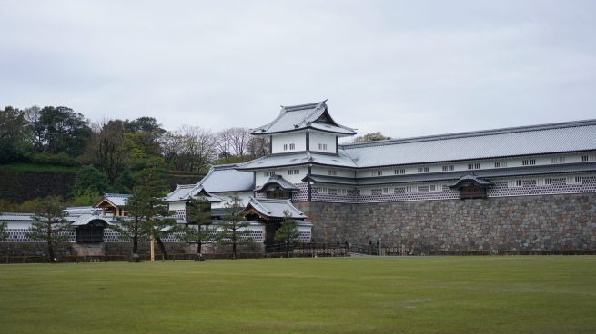 Japan travel tips Kanazawa castle
