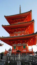 Kiyomizudera temple Kyoto