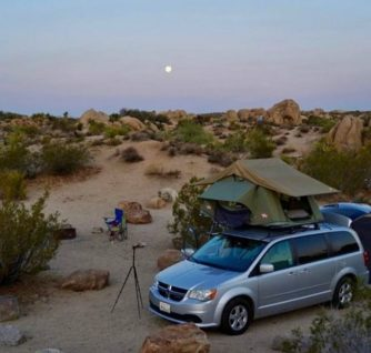 USA RV and Campervan rentals Lost campers