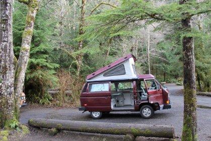 peace van camper van rentals washington