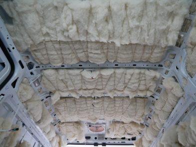 van conversion havelock wool