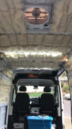 van insulation havelock wool