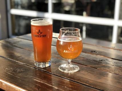 Oregon beer Ancestry