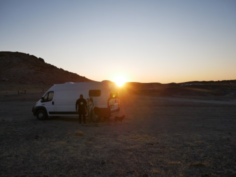 Campgrounds in Moab, Utah