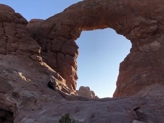arches np turret arch