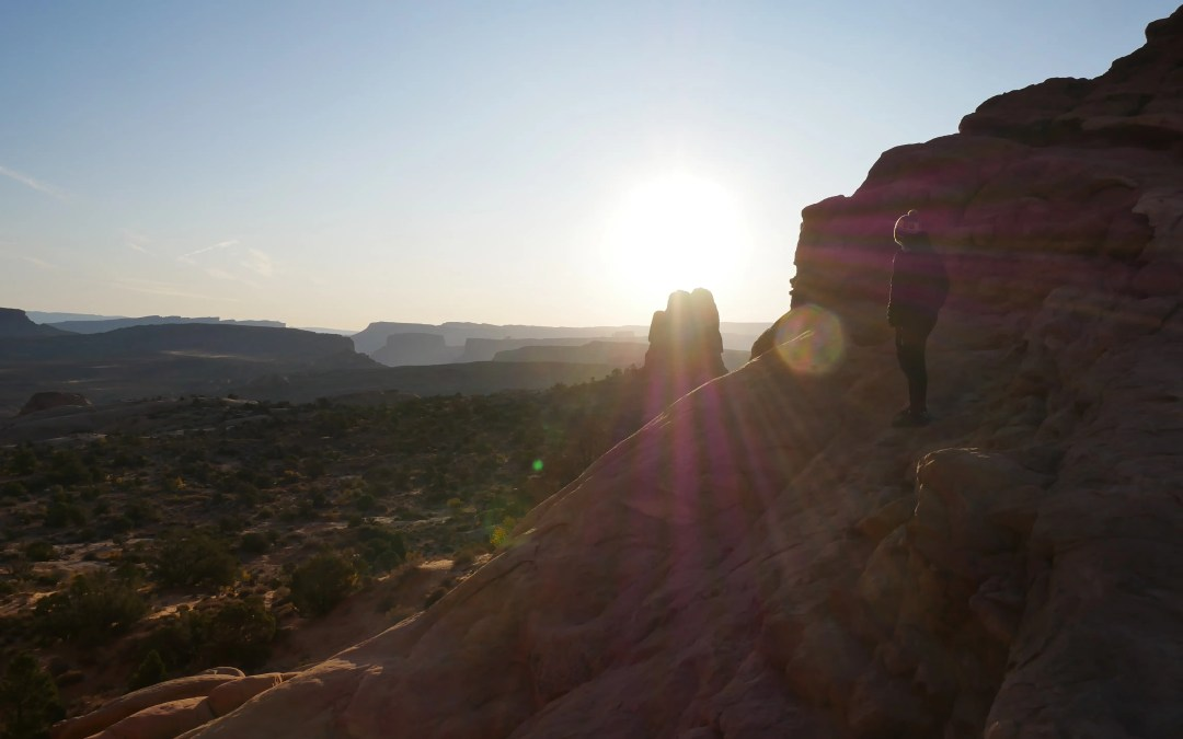 best hikes arches national park