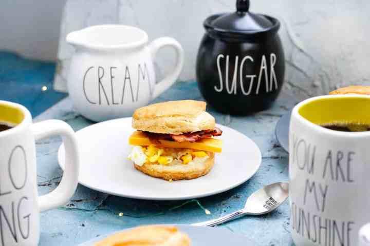 Breakfast Sandwiches Make Ahead