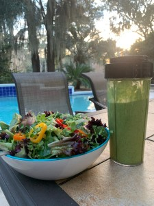 Ultimate reset Lunch Salad