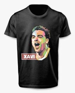 T-Shirt-001-balck-XAVI1