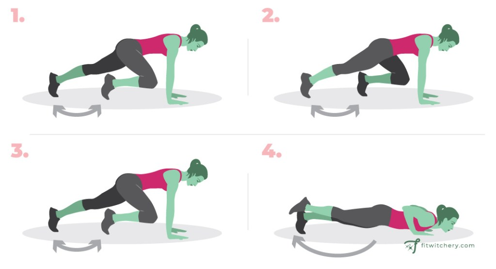 Mme. X Workout   Full-Body Bodyweight Workout ⋆ Fitwitchery