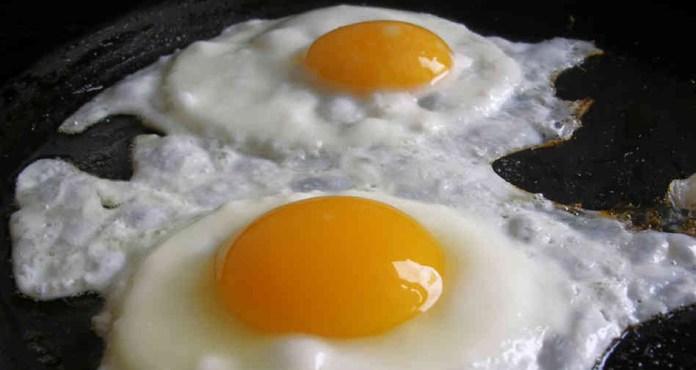 fried eggs 煎蛋
