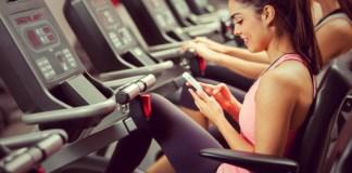 健身 手機 Gym