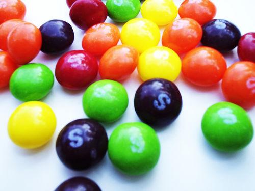 原來大家每年食咗百幾萬粒Skittles