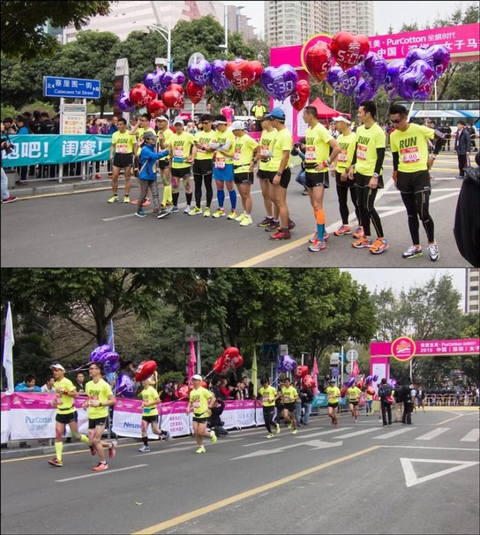 [首踏全女班賽道] 記深圳女子馬拉松2015 (1) 11