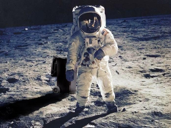 在月球上跑步會比較快嗎 2