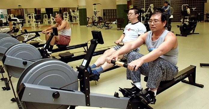 唔少新建嘅體育館,健身室嘅設備都唔差。 (政府新聞網圖片)