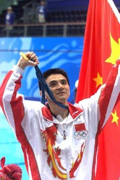 見倒熊倪終於能夠贏得金牌,實在替佢高興