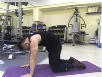 4招改善脊椎側彎 6