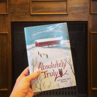 Insta Review: Absolutely Truly, by Heathen Vogel Frederick