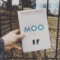 Insta Review: Moo, by Sharon Creech
