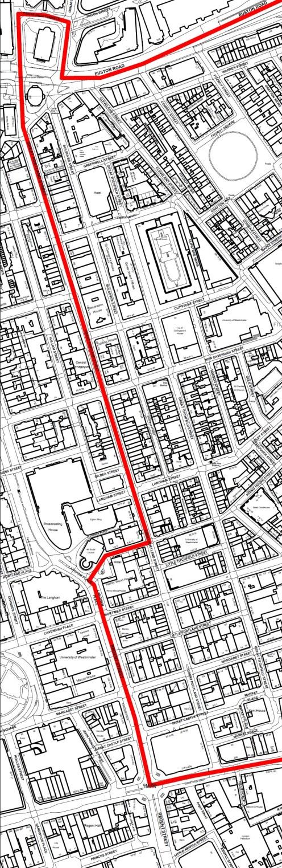 Marylebone Fitzrovia Border Line