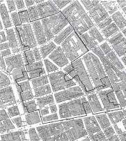 East Marylebone Map 1890