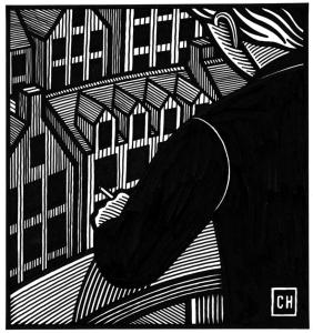 Illustration by Clifford Harper