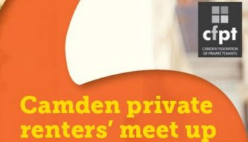 Private renting in Camden.