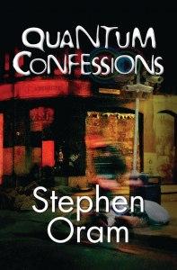 Quantum Confessions Book cover