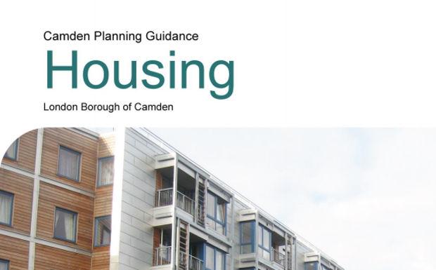 Camden Planning Guidance revision.
