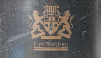 Westminster black bin.