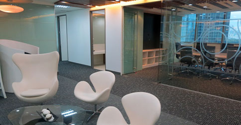 vOffice One Global Place