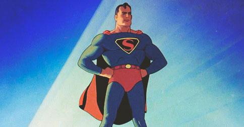 superhero-stance