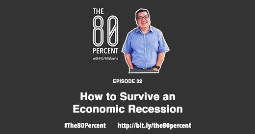 Como sobreviver a uma recessão econômica (Episódio 32) 8