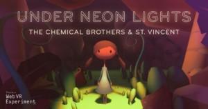 Under the neon lights - FIVARS 2017