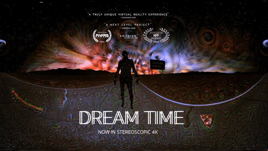 Dreamtime VR by Jonathan Sims FIVARS 2017
